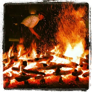 Fire Walking Instructor Training