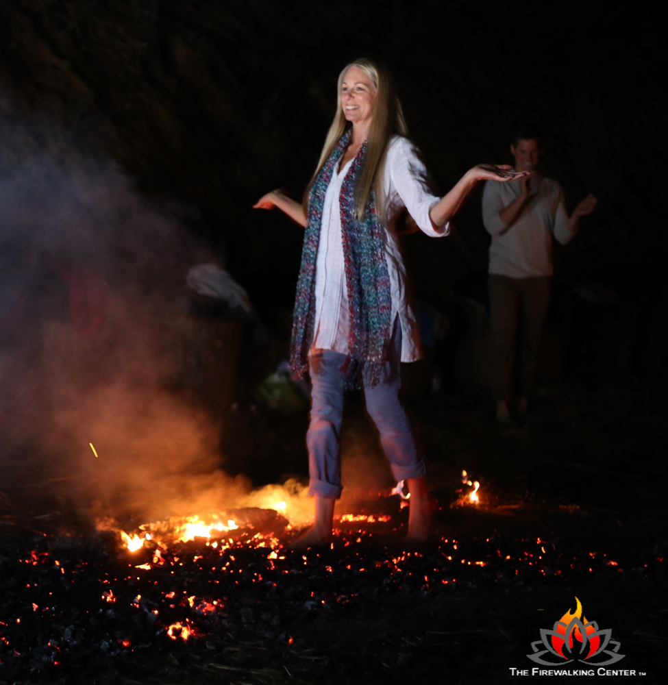elfit empowerment leader firewalking instructor training the